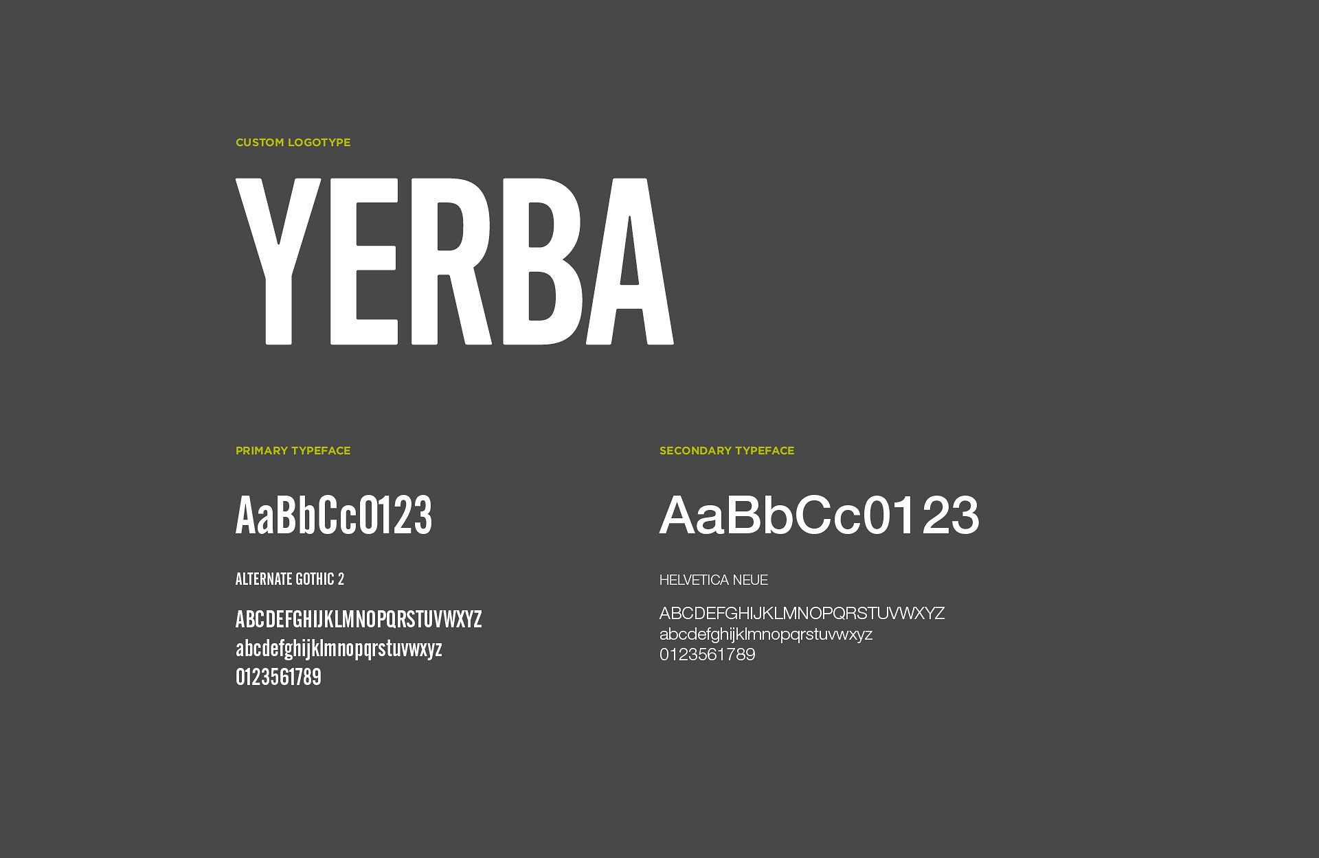 YERBA_type